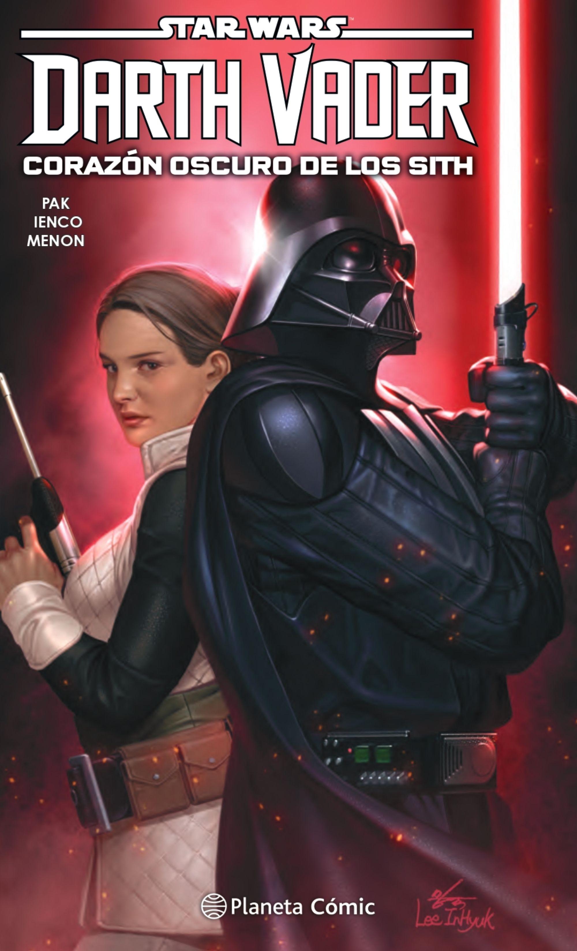 Darth Vader El corazón oscuro de los Sith