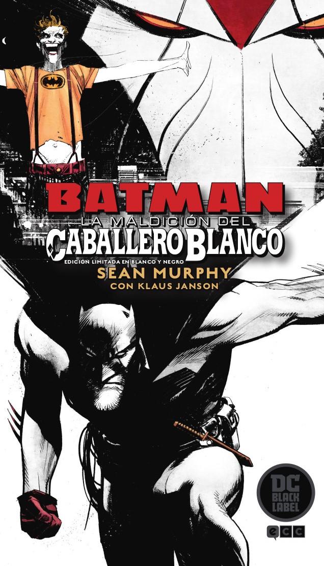 Sean Murphy Batman: La maldición del caballero Blanco