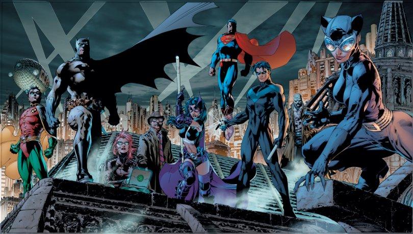 Batman Silencio